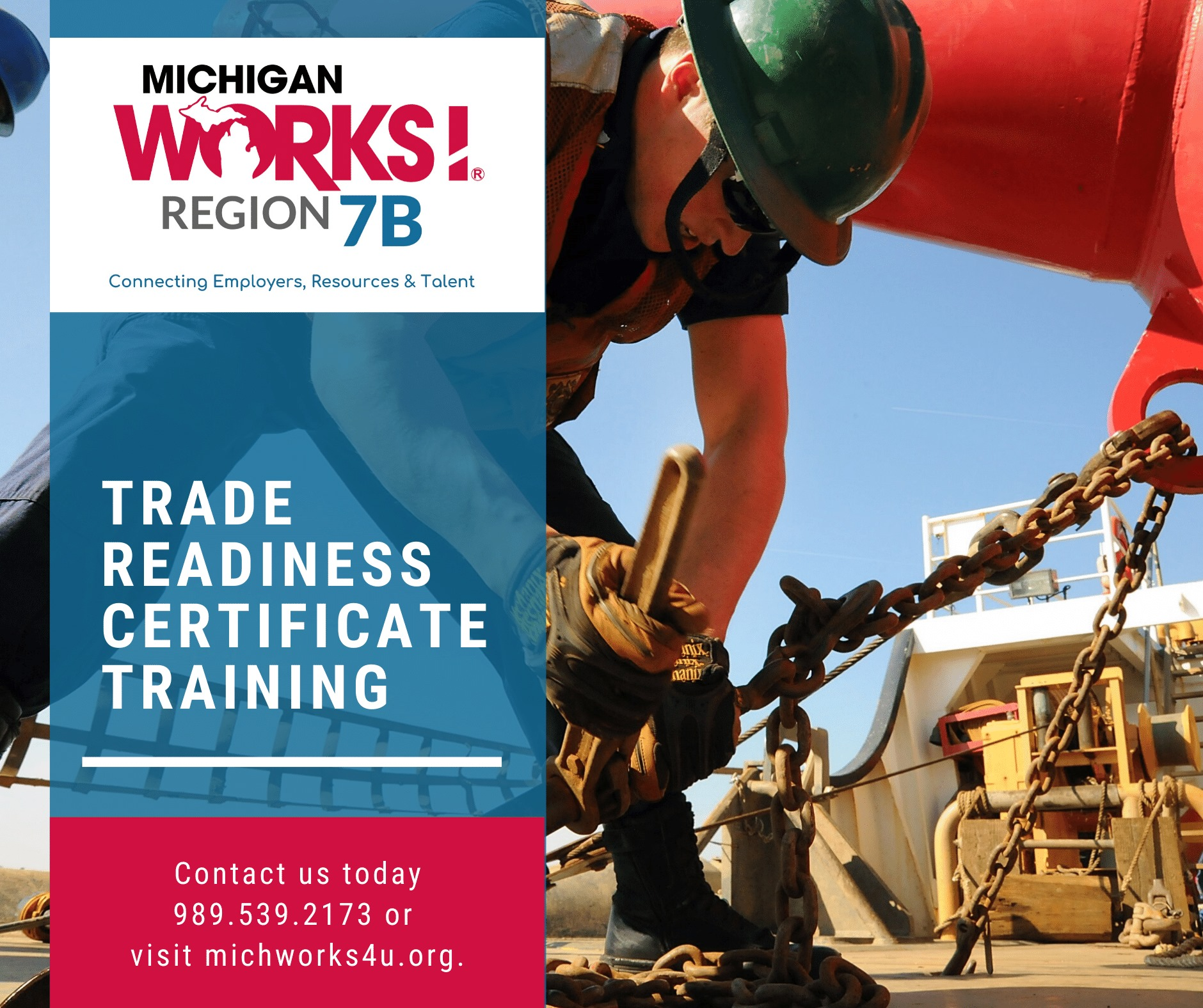 Trade Readiness Certificate Program